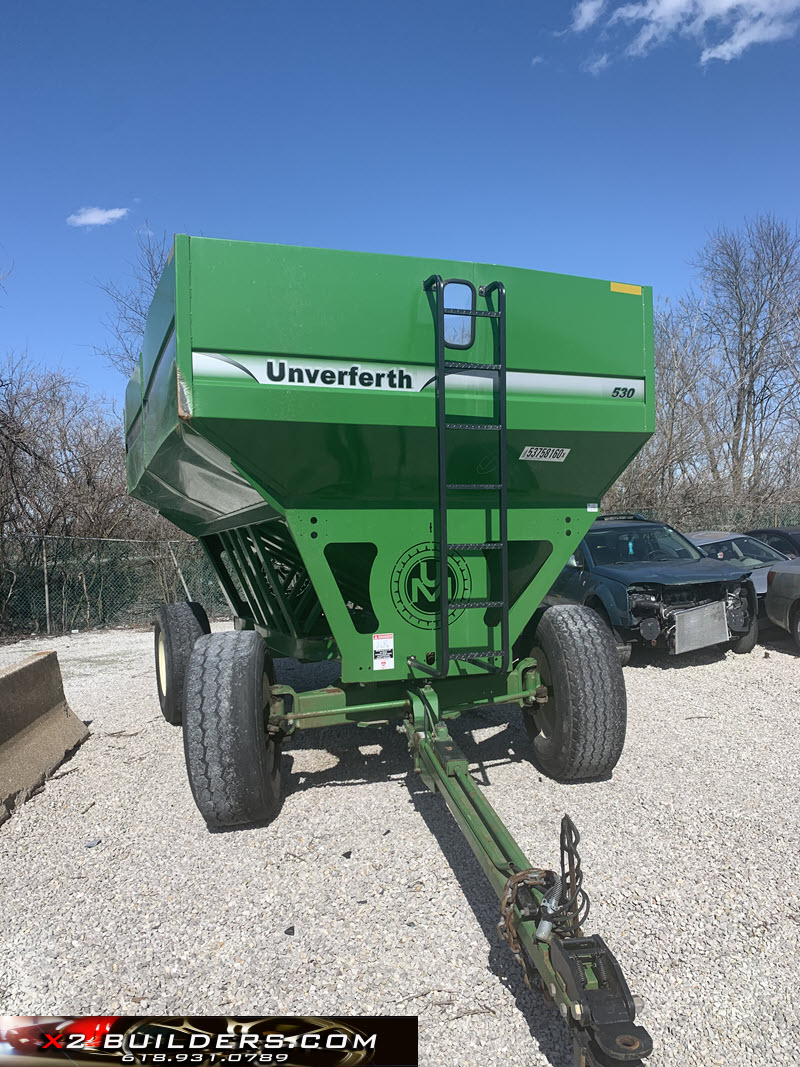 2006 Unverferth Grain Wagon